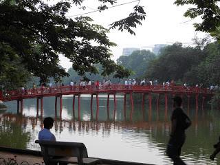 Las 36 calles de Ha Noi. El arte de deambular