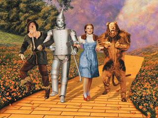 El Mago de Oz- Realmente , no hay lugar como el hogar