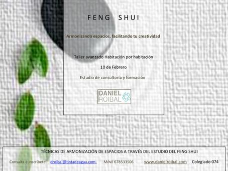 Taller de Feng Shui