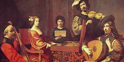 Baroque Lovers' Afternoon