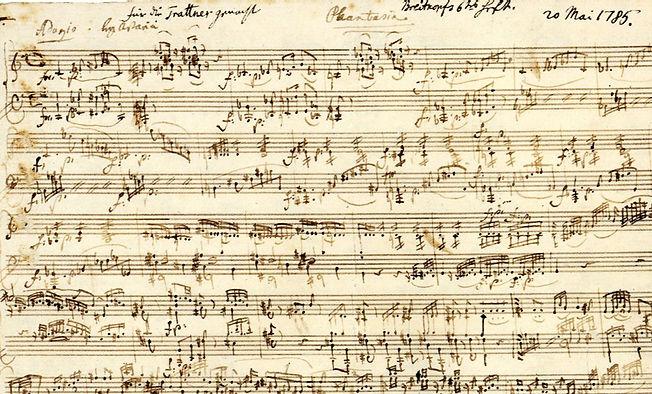 mozart-manuscript-of-fantasia-in-c-minor