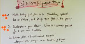 10 principles of successful project development