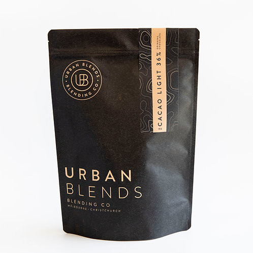 Urban Blends Cacao Hot Chocolate - Light - 1KG