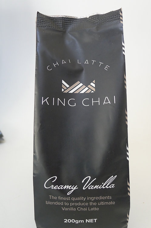 King Chai - Vanilla - 200gm