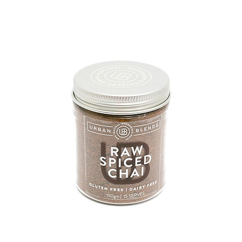 Urban Blends Raw Spice Chai -150gm