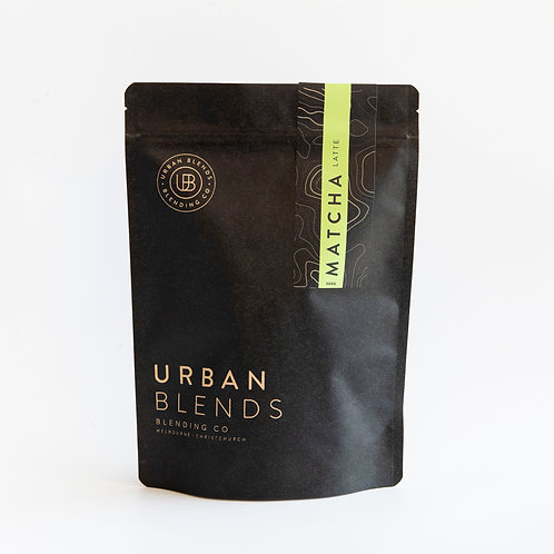 Urban Blends Matcha Green Tea Latte - 500gm