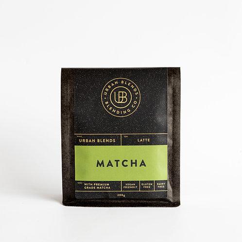 Urban Blends Matcha Green Tea Latte - 200gm
