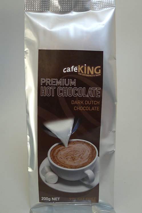 Cafe King Premium Hot Chocolate - 200gm
