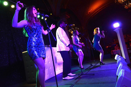 5 Star Live - Party Singers Monaco Hotel