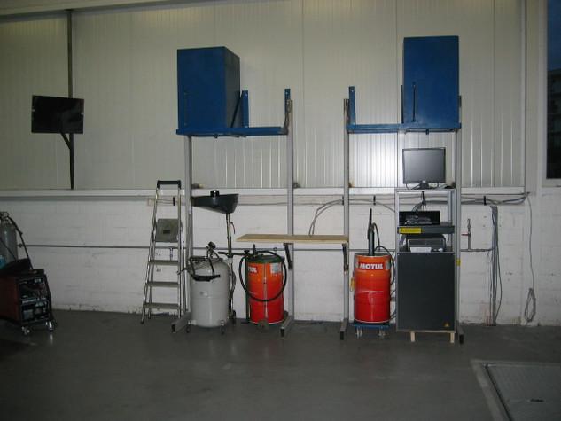 M2 Cars - Werkstatt Umbau 3.
