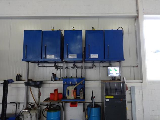 M2 Cars - Werkstatt Umbau 4.