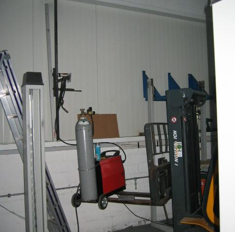 M2 Cars - Werkstatt Umbau 1.