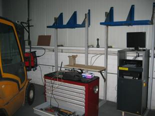 M2 Cars - Werkstatt Umbau 2.
