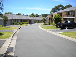 Project management from feasibility to completion of 14 villas in Port Macquarie