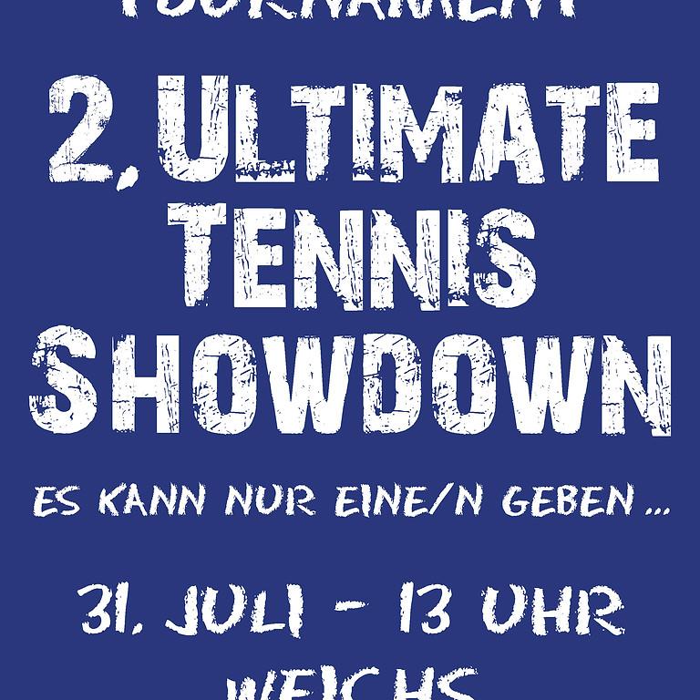 2. Ultimate Tennis Showdown (verschoben)
