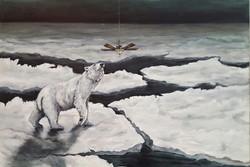 """""""Polar Bear and Fan"""""""