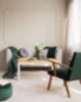 AdobeStockgreenwhitelivingroom_257421021