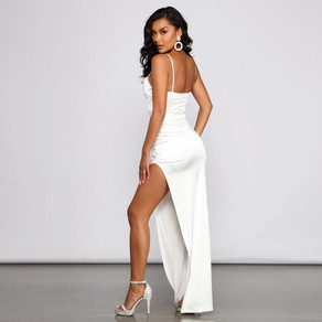 Cheap Tight Sexy Homecoming Dresses   Plus Size Hoco Dresses