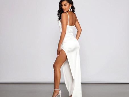 Cheap Tight Sexy Homecoming Dresses | Plus Size Hoco Dresses