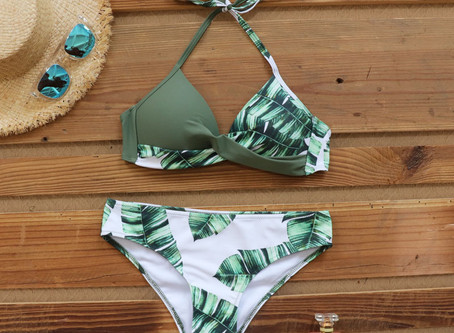 Flaunt your curves in style with on-trend and supportive Push-Up bikinis Tops