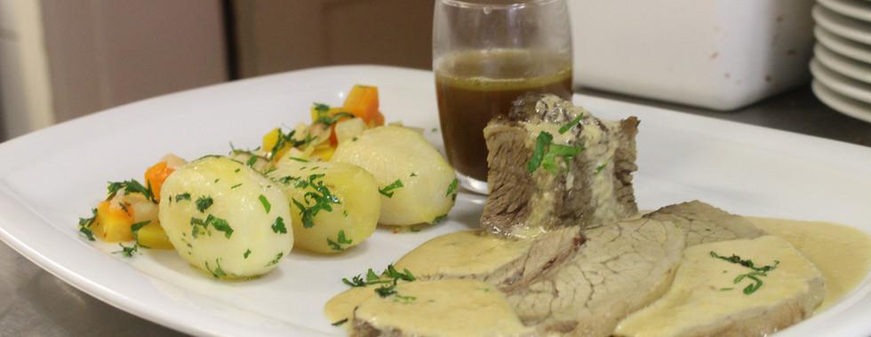 Siedfleisch-Kartoffeln