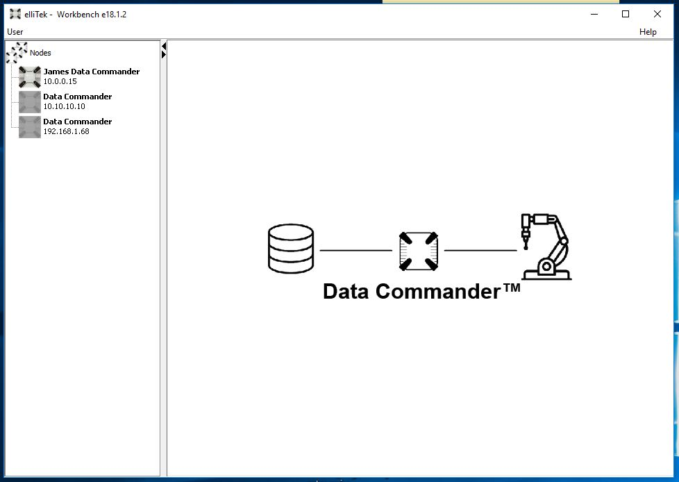 DC Workbench software