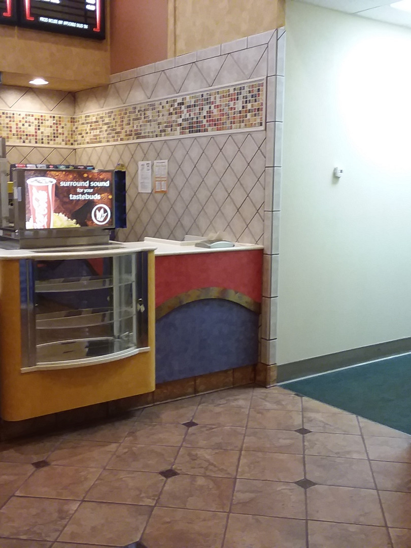 Concession Stand at elliTek University