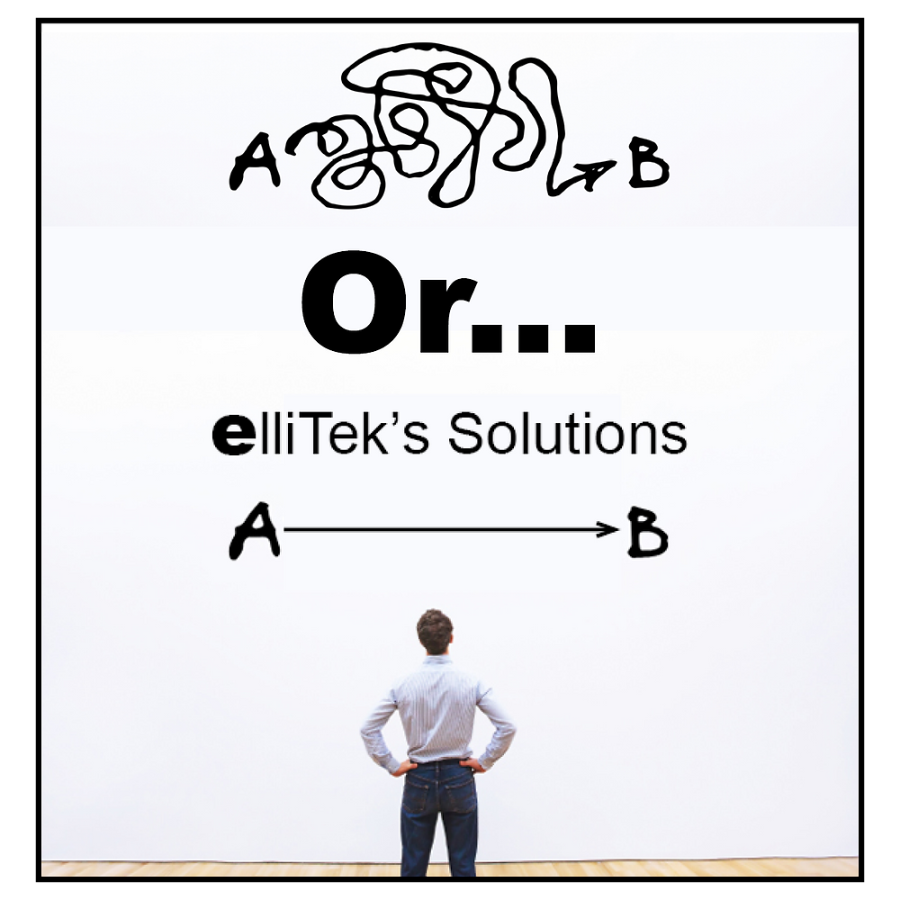 elliTek's team of problem solvers provide manufacturers with real-world, actionable solutions to their Industrial IoT problems