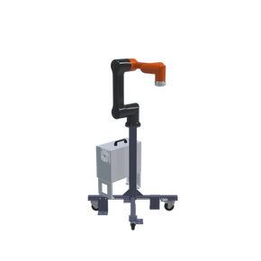 Hanwha HCR-5 Pre-Engineered Robotic Workcell