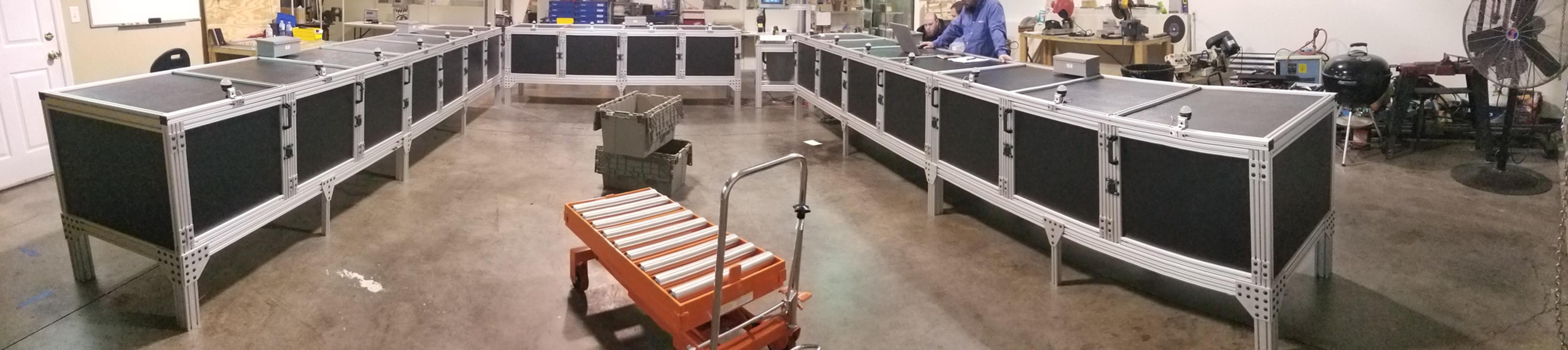 elliTek's Machine Building Services