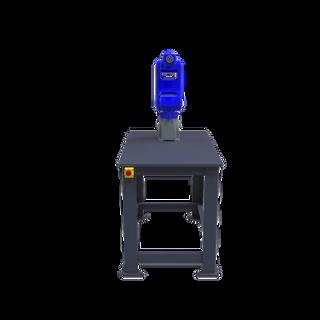 Yaskawa Motoman GP8 Robotic Workcell - front view