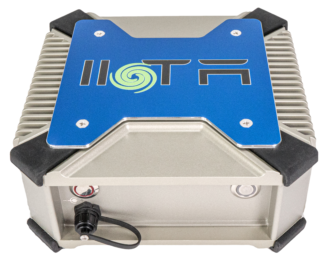 IIoTA™ Industrial Internet of Things Appliance - angled view