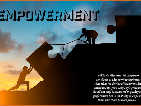 elliTek's Roadmap to Industry 4.0 Starts with Empowerment