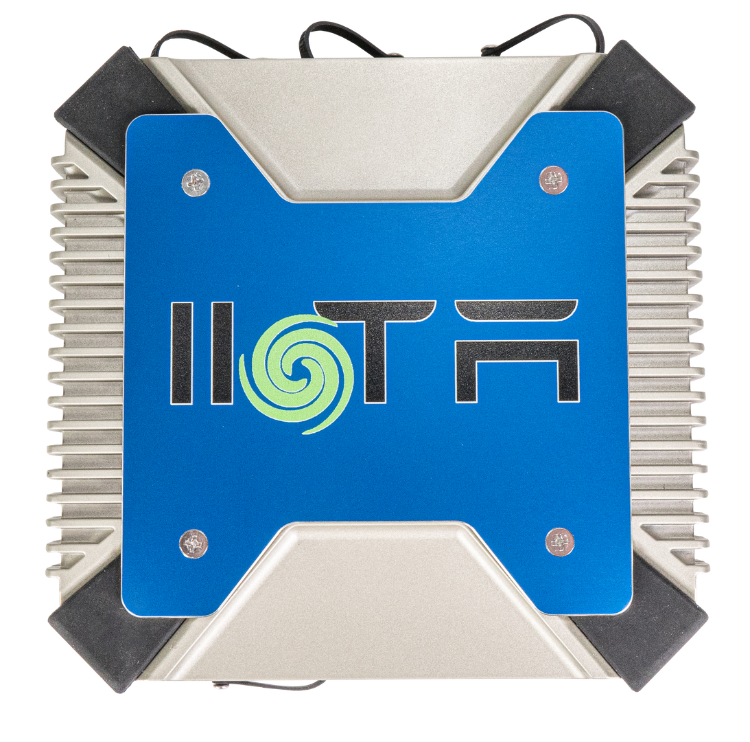 IIoTA™ Industrial Internet of Things Appliance - front view