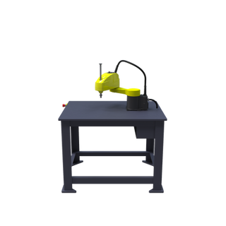 FANUC SR-6iA Pre-Engineered Robotic Workcell - right view