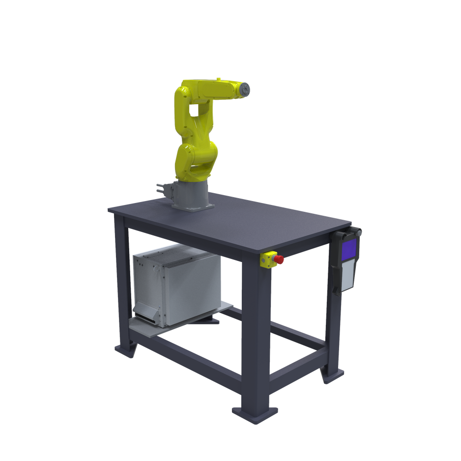 LR Mate 200iD pre-engineered robotic workcells