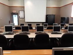 elliTek University's Training Room