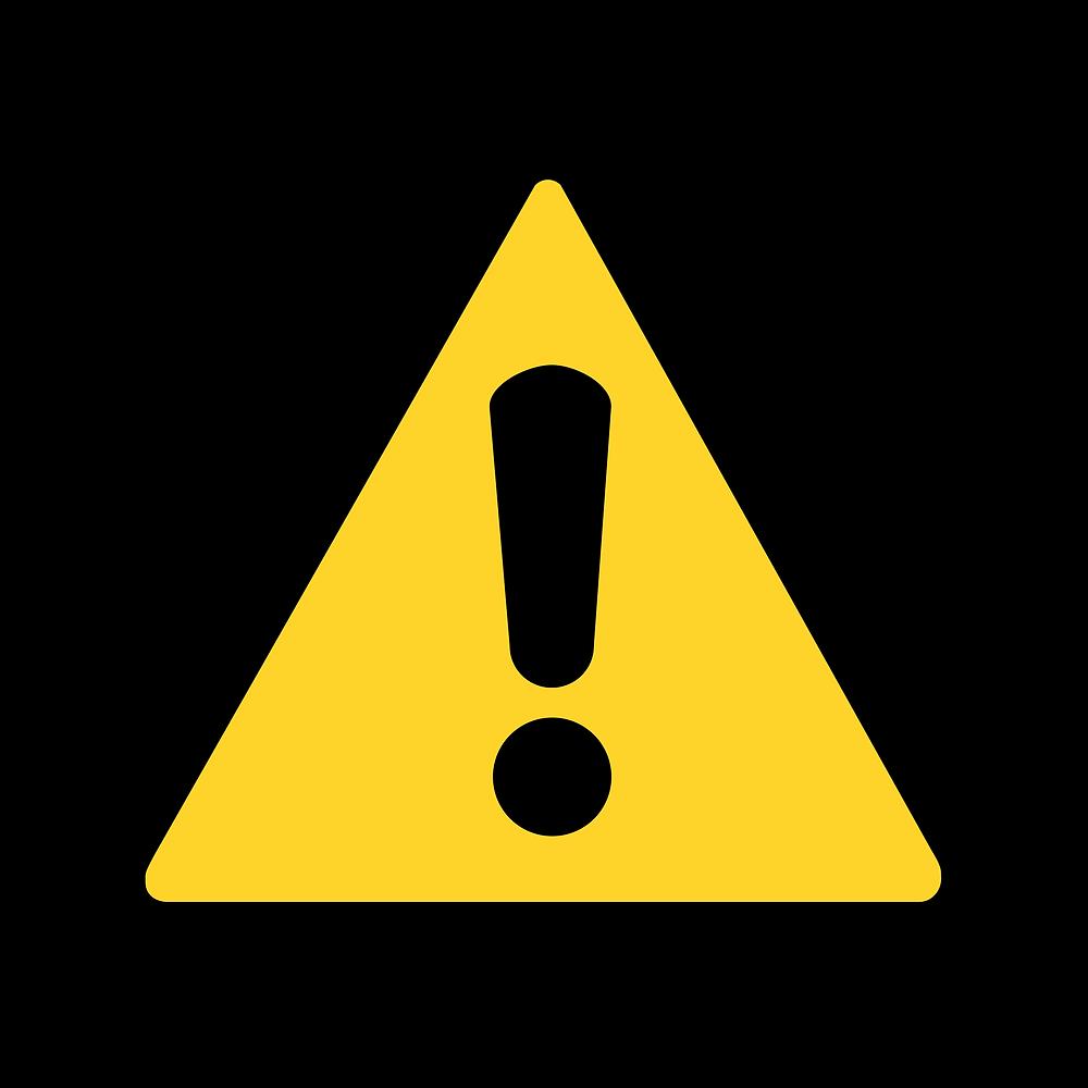 Warning! Data Ahead!