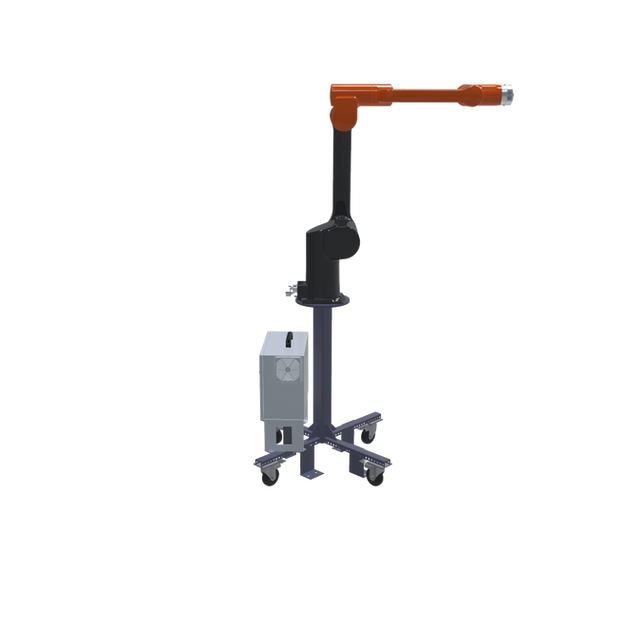 Hanwha HCR-12 Pre-Engineered Robotic Workcell