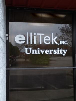 elliTek University entrance