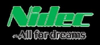 Nidec - All for dreams - logo