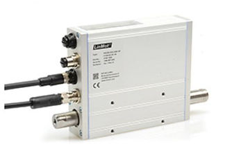 LinMot's linear motors with integrated driv