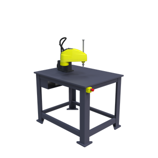FANUC SR-6iA Pre-Engineered Robotic Workcell - ISO left view