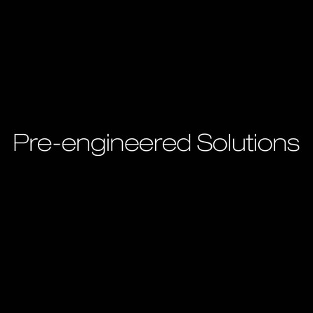 elliTek's Pre-engineered Solutions