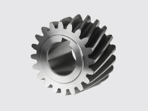 Keyed-Helical-Pinion