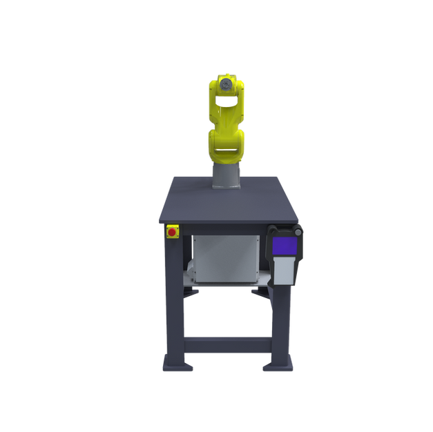 FANUC LR Mate 200iD Pre-Engineered Robotic Workcell