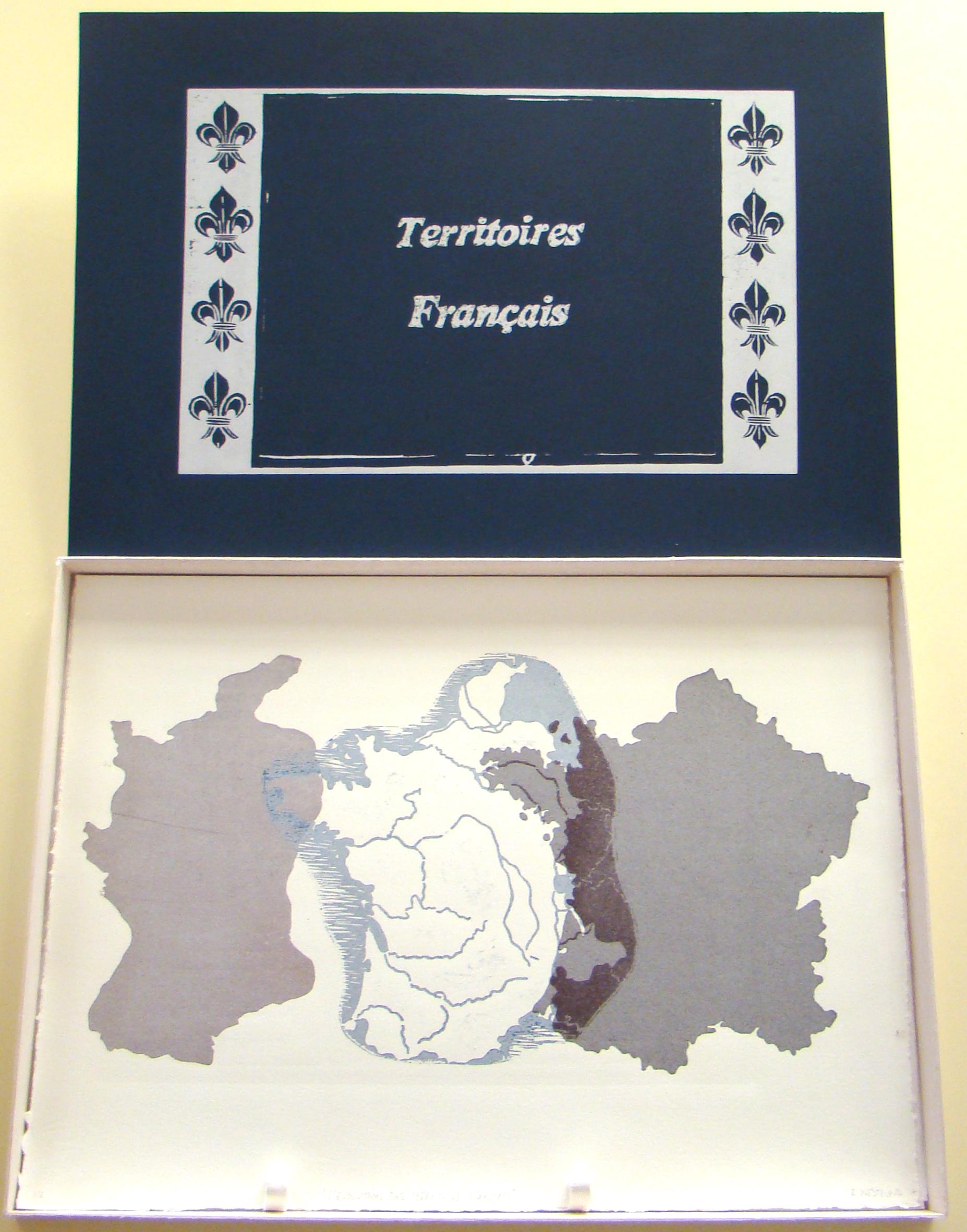 L'evolution des Territoires Francais