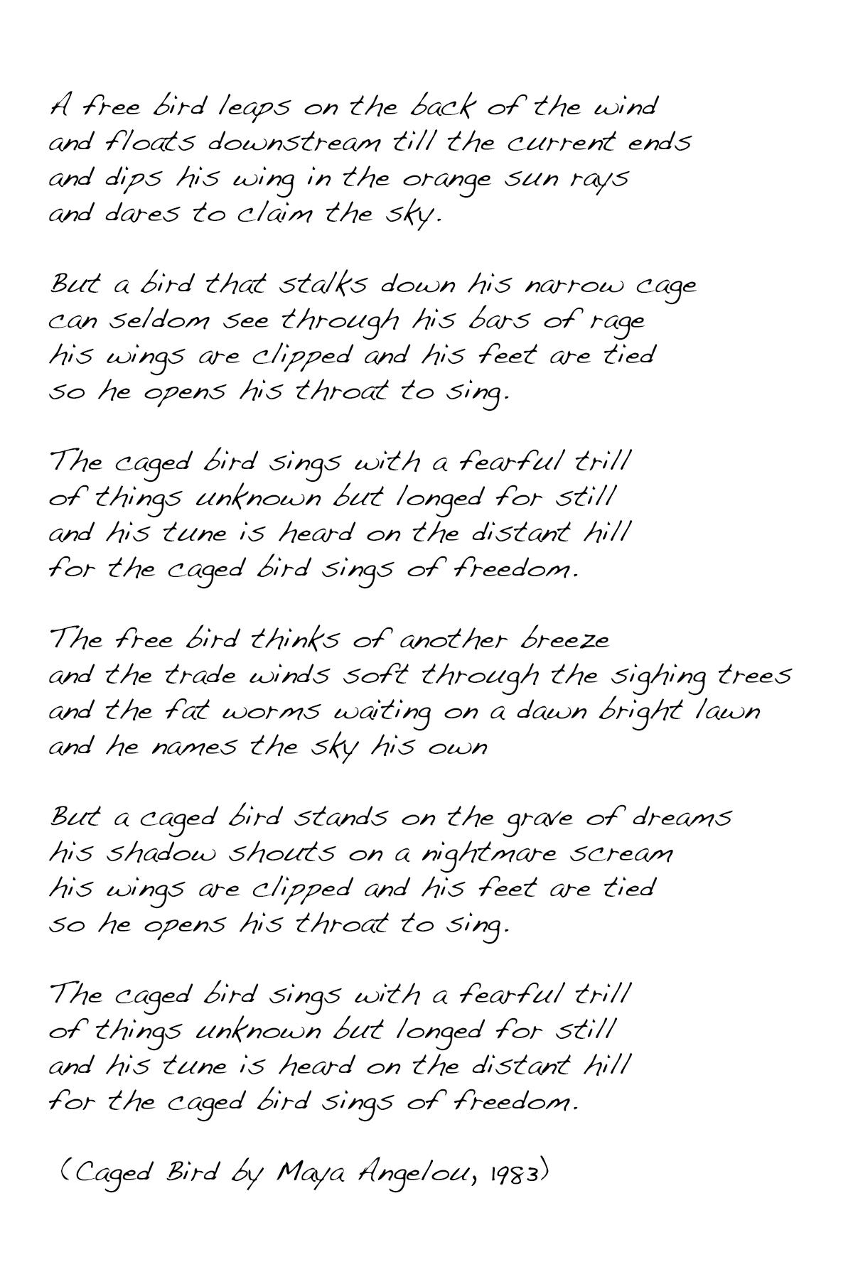 Postcard Poetry (Side 2)
