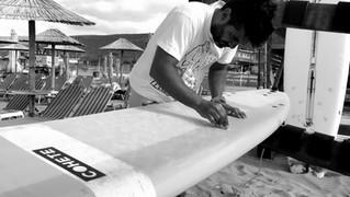 #surf #wax