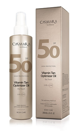 Casmara Vitamin Tan Optimizer Oil SPF50